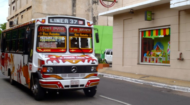 Municipalidad de Asunción rechaza aumento de pasaje y anuncia controles de buses