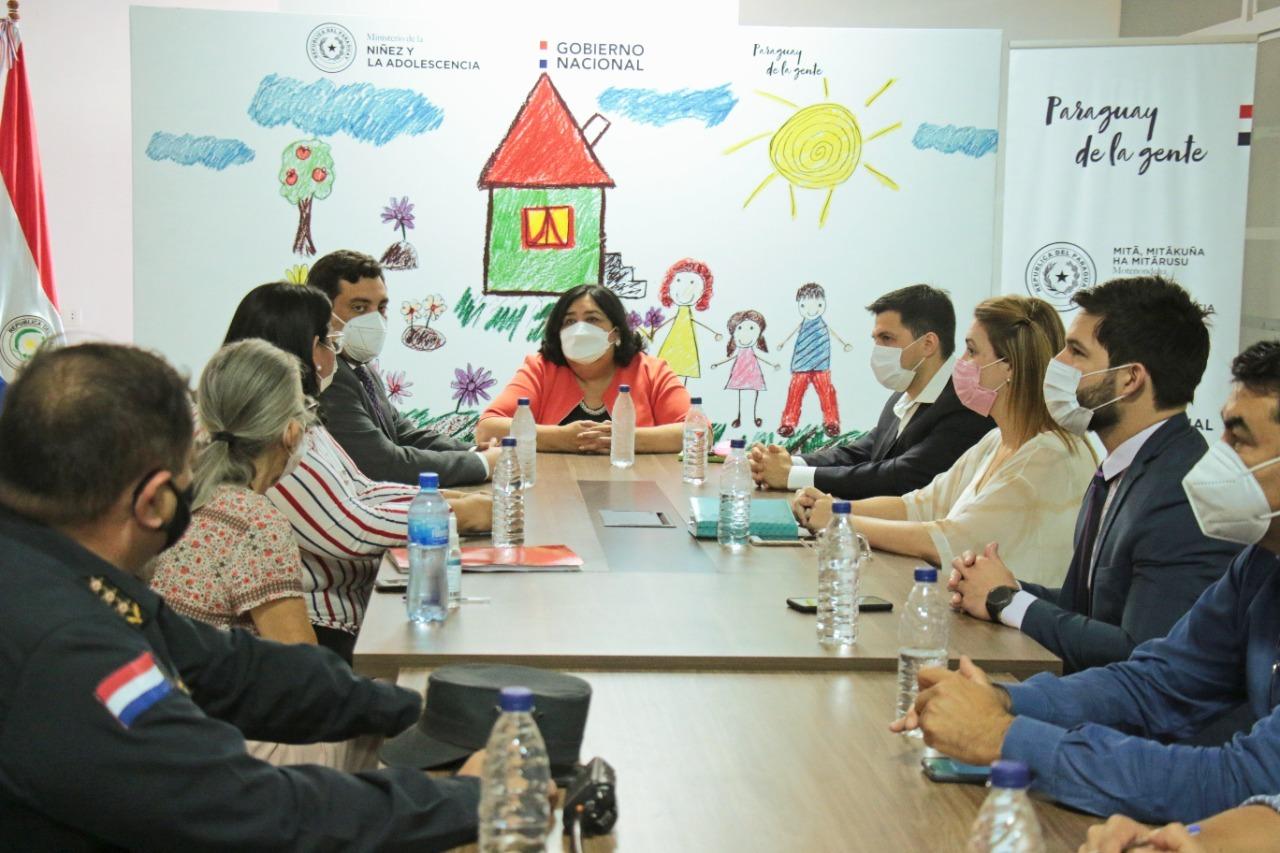 MINNA impulsa acción interinstitucional para trabajar en zona del Mercado de Abasto