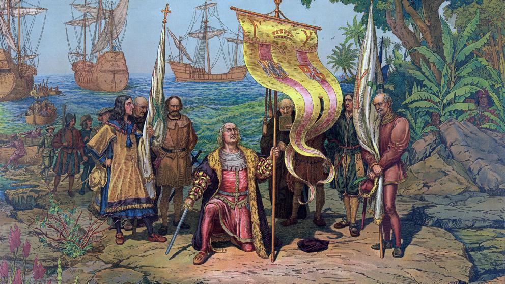 ¿Fue en verdad Cristóbal Colón quien descubrió América?