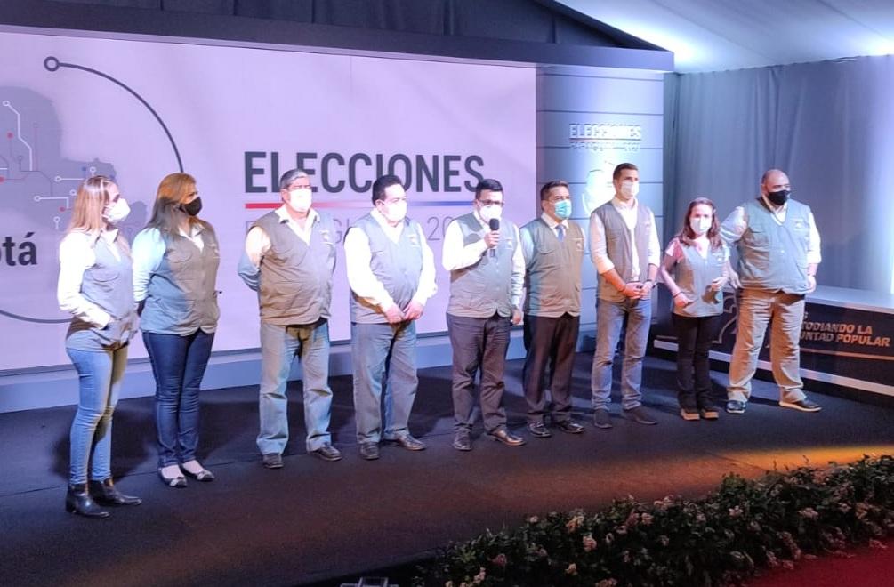 Elecciones municipales: TSJE asegura que se ha superado el 50% de participación en todo el país