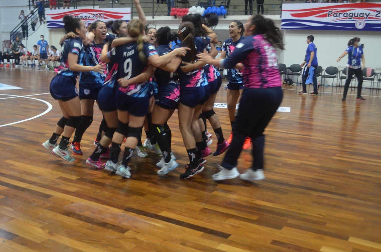 Paraguay al mundial de handball