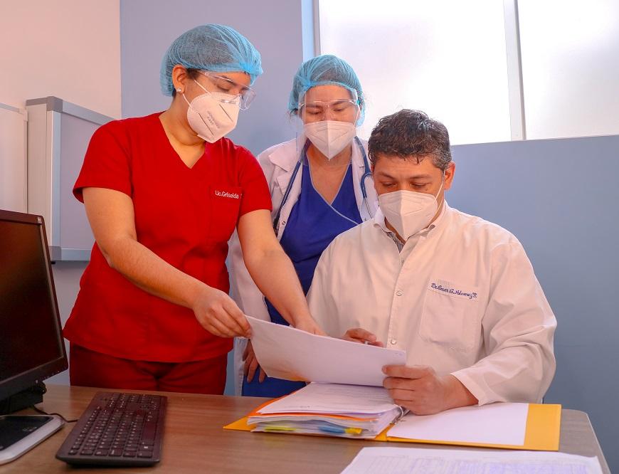 Reducción de carga horaria para médicos de seis hospitales