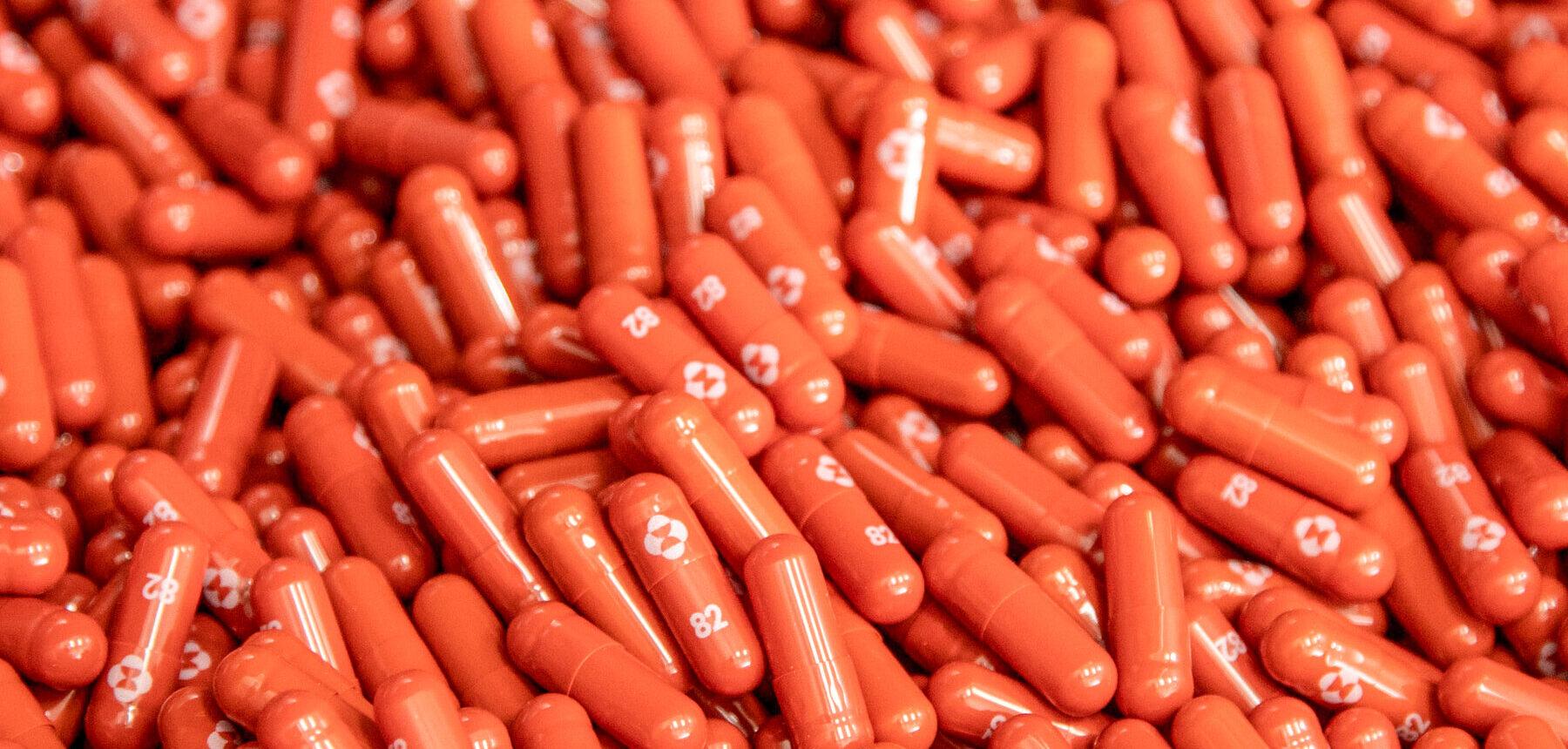 Merck: pastilla experimental frena peores efectos del COVID
