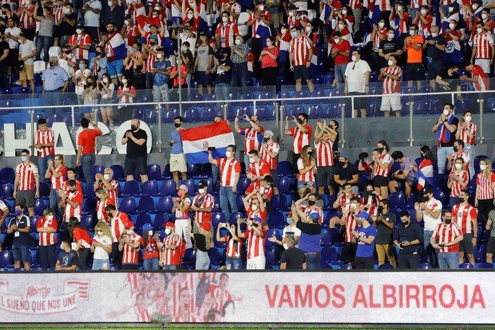 ¡Entradas agotadas para el partido Paraguay – Argentina!